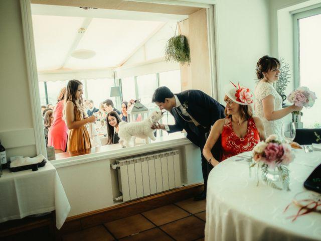 La boda de Urko y Bea en Donostia-San Sebastián, Guipúzcoa 38