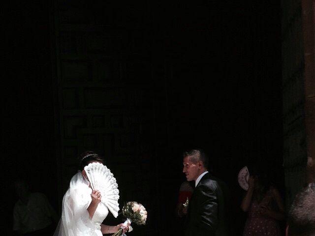 La boda de Pedro y Rocio en Bailen, Jaén 5