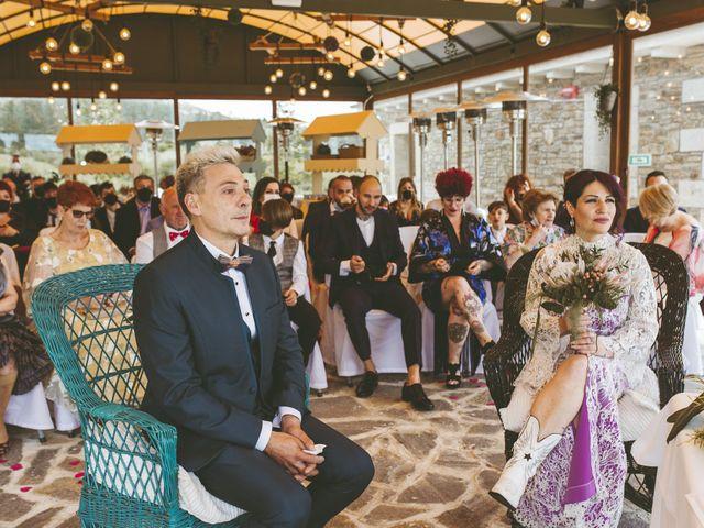 La boda de Vanesa y Sebas en Peguerinos, Ávila 6
