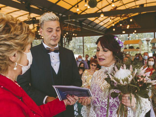 La boda de Vanesa y Sebas en Peguerinos, Ávila 8