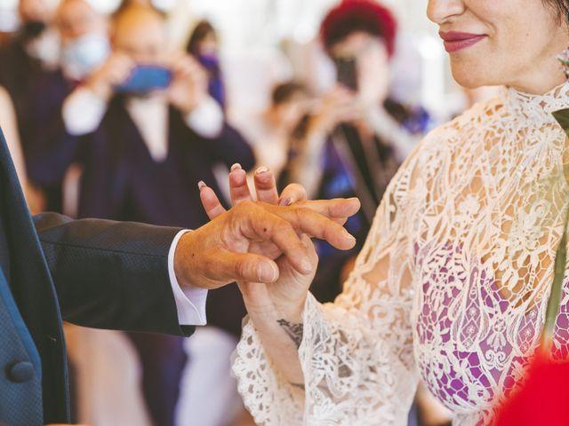 La boda de Vanesa y Sebas en Peguerinos, Ávila 9