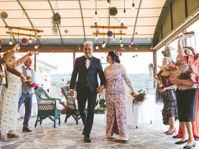 La boda de Vanesa y Sebas en Peguerinos, Ávila 11