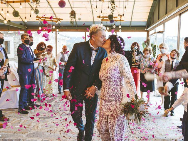 La boda de Vanesa y Sebas en Peguerinos, Ávila 12