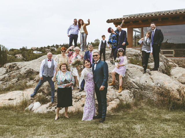 La boda de Vanesa y Sebas en Peguerinos, Ávila 13