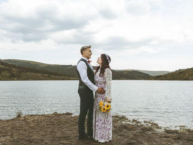 La boda de Vanesa y Sebas en Peguerinos, Ávila 18