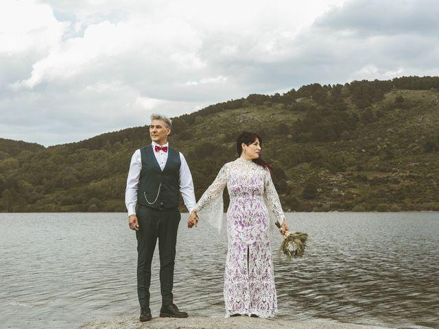 La boda de Vanesa y Sebas en Peguerinos, Ávila 20