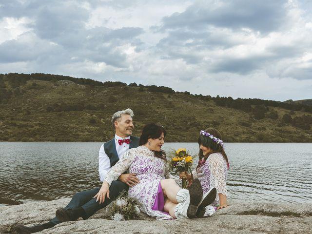 La boda de Vanesa y Sebas en Peguerinos, Ávila 21