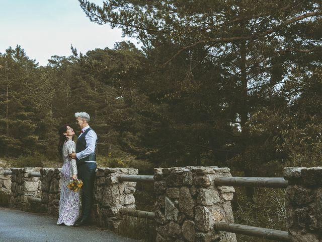La boda de Vanesa y Sebas en Peguerinos, Ávila 24