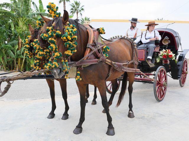 La boda de Juan Carlos y Noemí en Elx/elche, Alicante 1