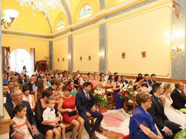La boda de Juan Carlos y Noemí en Elx/elche, Alicante 11