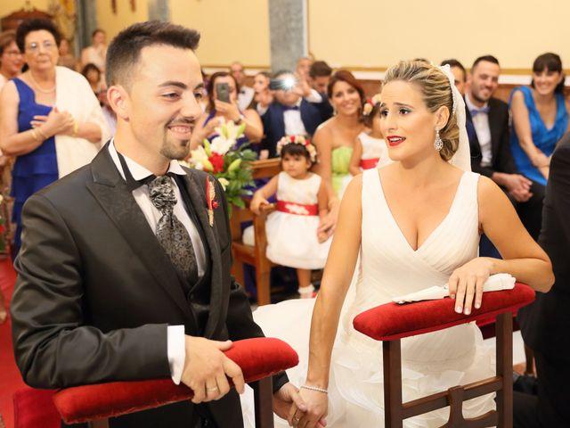 La boda de Juan Carlos y Noemí en Elx/elche, Alicante 12