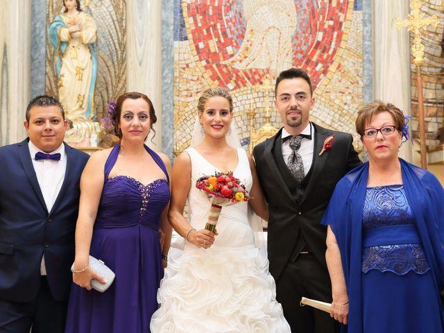 La boda de Juan Carlos y Noemí en Elx/elche, Alicante 15