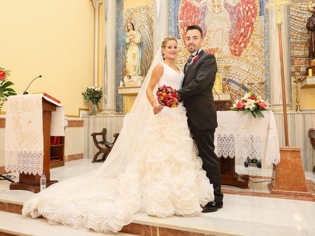 La boda de Juan Carlos y Noemí en Elx/elche, Alicante 17