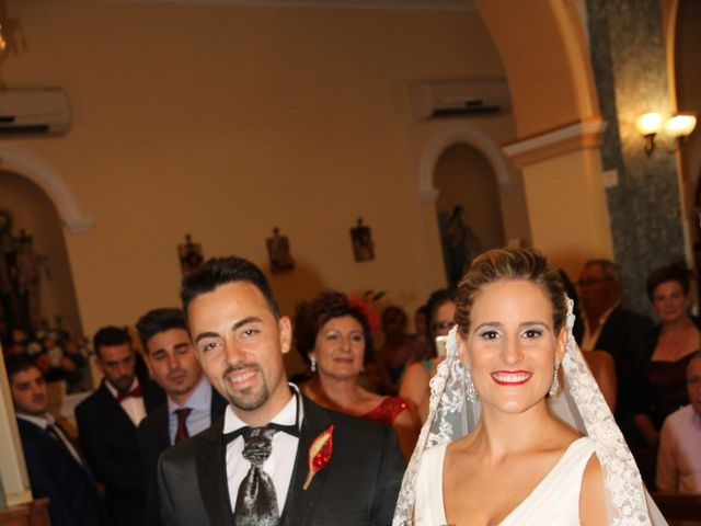 La boda de Juan Carlos y Noemí en Elx/elche, Alicante 25