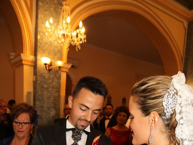 La boda de Juan Carlos y Noemí en Elx/elche, Alicante 27