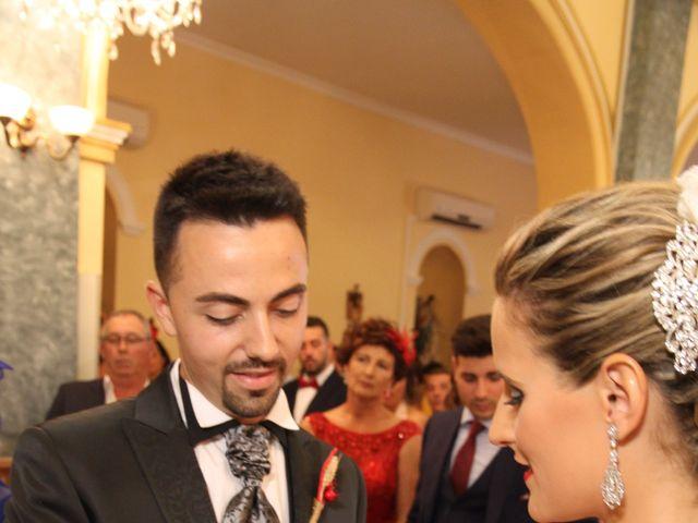 La boda de Juan Carlos y Noemí en Elx/elche, Alicante 28
