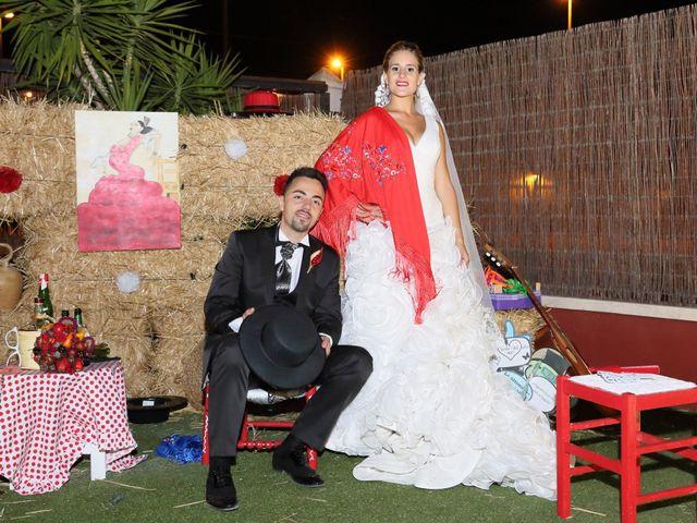 La boda de Juan Carlos y Noemí en Elx/elche, Alicante 34
