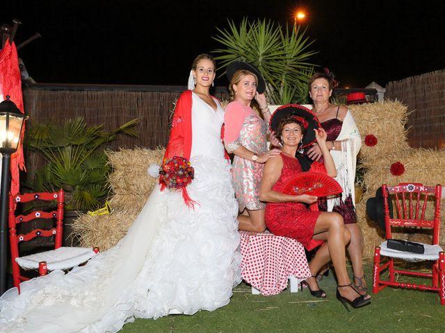 La boda de Juan Carlos y Noemí en Elx/elche, Alicante 36