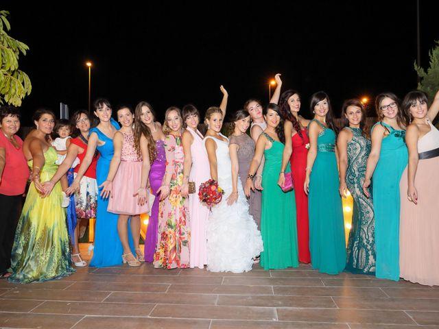 La boda de Juan Carlos y Noemí en Elx/elche, Alicante 39