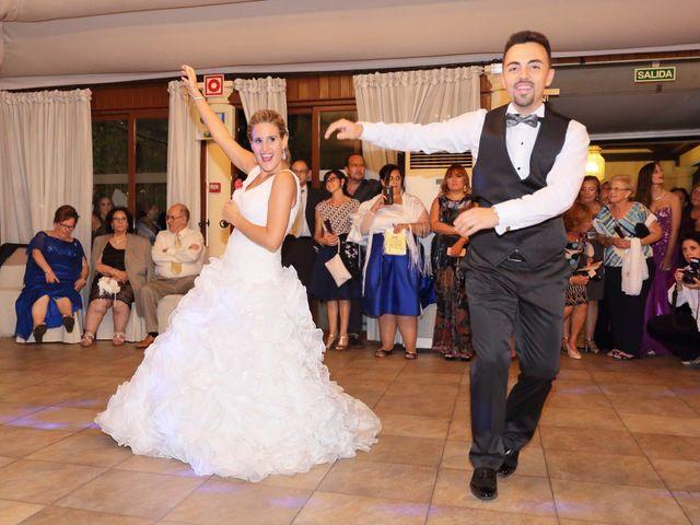 La boda de Juan Carlos y Noemí en Elx/elche, Alicante 61