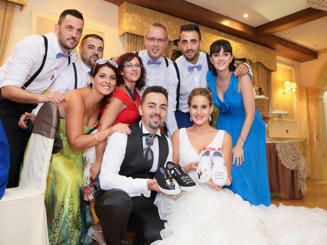La boda de Juan Carlos y Noemí en Elx/elche, Alicante 69