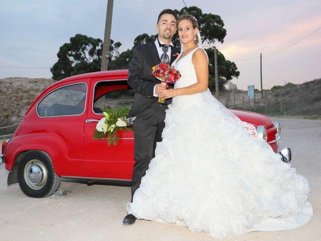 La boda de Juan Carlos y Noemí en Elx/elche, Alicante 103