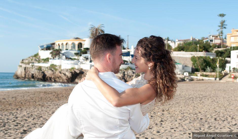 la boda de marc y lucía en sant adria de besos, barcelona - bodas