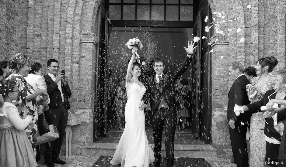 La boda de Pablo y Rocio en Medina De Rioseco, Valladolid