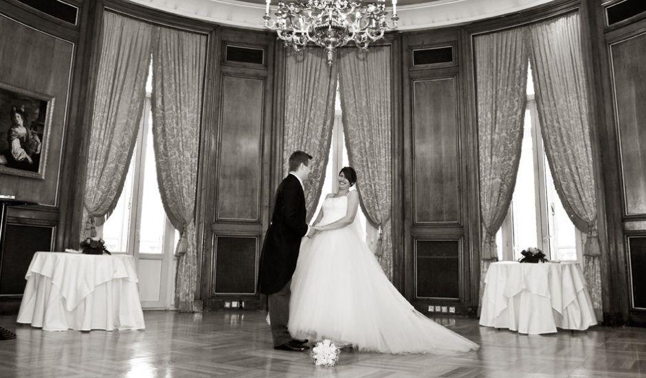 La boda de Alex y Mirian en Madrid, Madrid