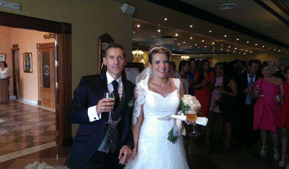 La boda de Pedro y Rocio en Bailen, Jaén
