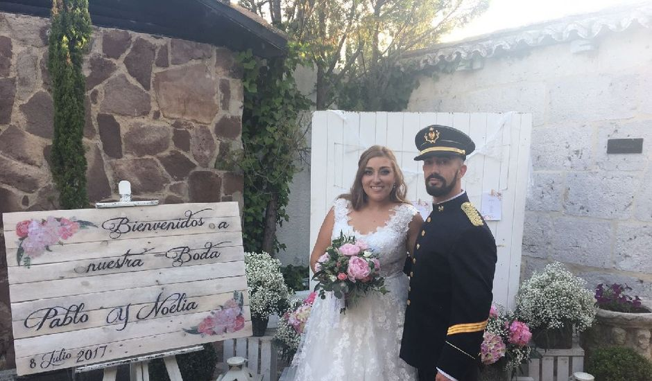 La boda de Pablo y Noelia  en Valladolid, Valladolid