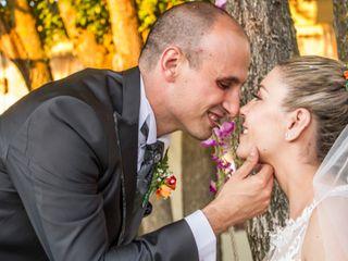 La boda de Diana y Roberto