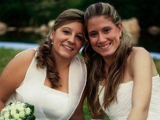 La boda de Saray y Laura