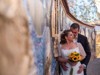 La boda de Joaquin  y Deseada