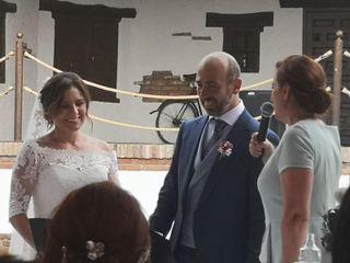 La boda de Estela y Jose