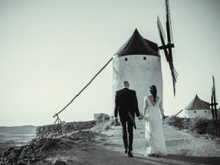 La boda de Eva y Stuart