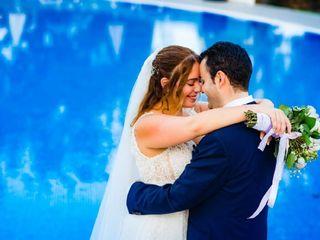 La boda de Amelia y Toni 1