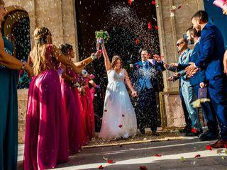 La boda de Amelia y Toni