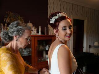 La boda de Carlos y Paula 2
