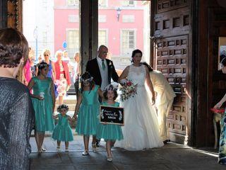 La boda de Francisca y Julio 1