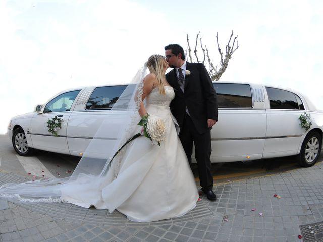 La boda de Miriam y Txema en Argentona, Barcelona 1