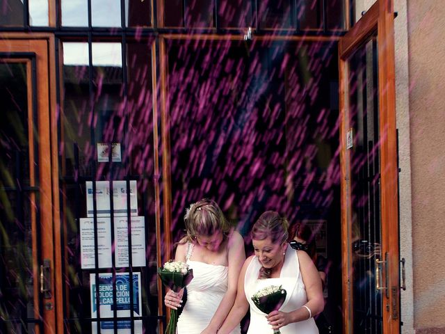 La boda de Laura y Saray en El Campello, Alicante 3