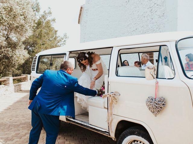 La boda de Rafa y Patri en Alcoceber, Castellón 30
