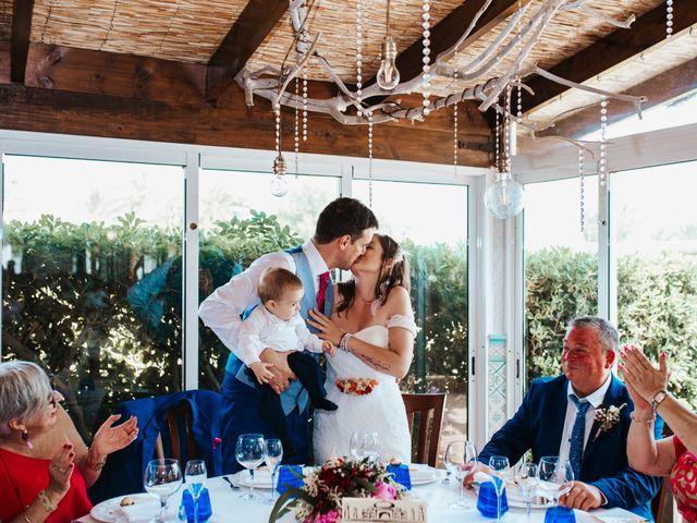 La boda de Rafa y Patri en Alcoceber, Castellón 58
