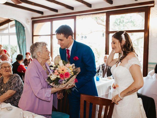 La boda de Rafa y Patri en Alcoceber, Castellón 60