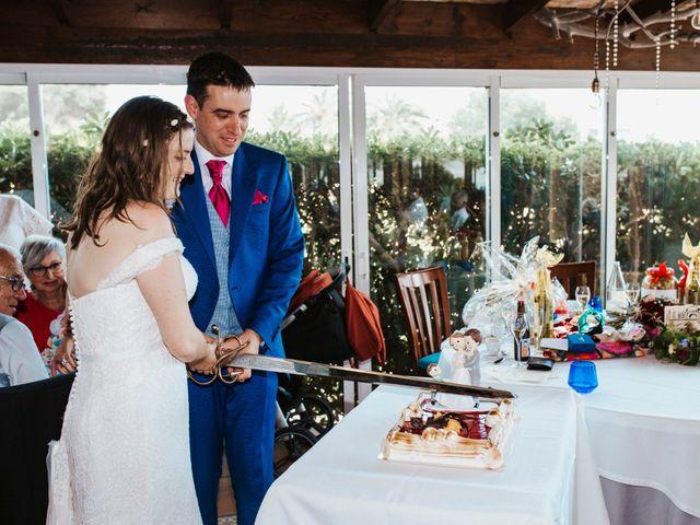 La boda de Rafa y Patri en Alcoceber, Castellón 64