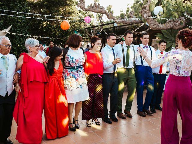 La boda de Rafa y Patri en Alcoceber, Castellón 71