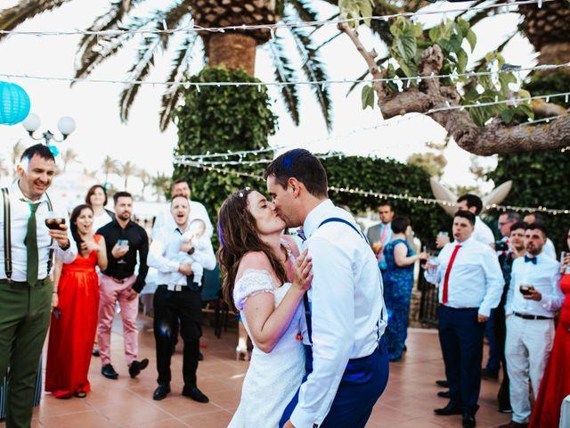 La boda de Rafa y Patri en Alcoceber, Castellón 74
