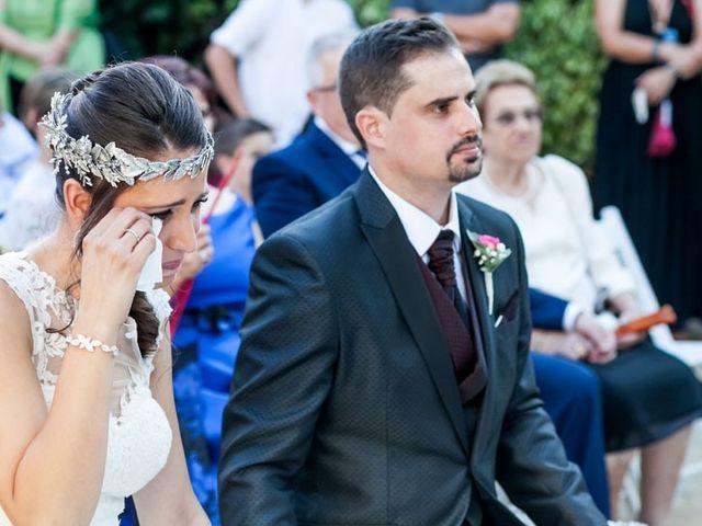 La boda de Ines y Alberto
