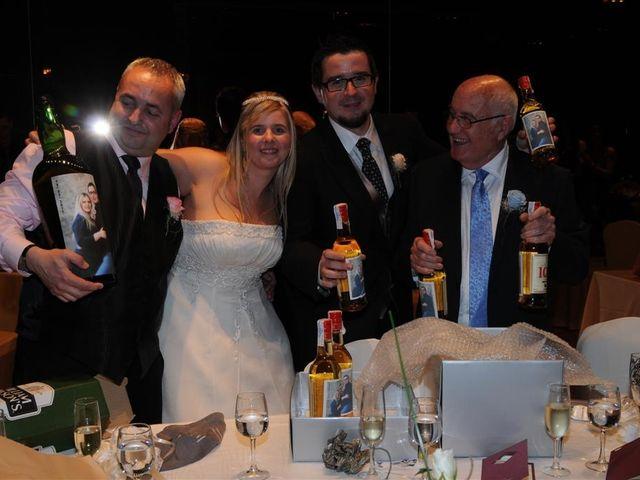 La boda de Miriam y Txema en Argentona, Barcelona 4